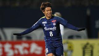 ザスパクサツ群馬vs松本山雅FC J2リーグ 第38節