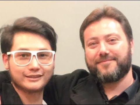 The Thinkery Podcast #16 - Andy Ngo