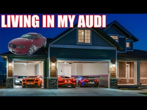 The Story of Living in my Car to Buying a Lamborghini Aventa