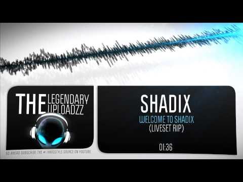 Shadix - Welcome to Shadix (Liveset Rip) [MQ/HQ + HD]