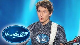 Patrick : Les moulins de mon cœur – Auditions – NOUVELLE STAR 2016