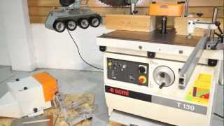 SCM SC3 MiniMax Sliding Table Saw, 1PH — MyVideo