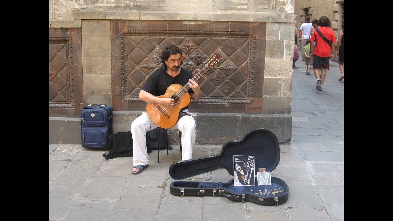 Best street guitar music beto stocker m sica de la for Guitarras barcelona