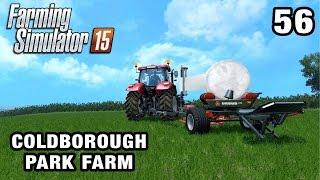 Let's Play Farming Simulator 2015 | Coldborough Park Farm #56