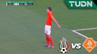 ¡Pero qué error de Holanda!  | México 0 - 0 Holanda | Mundial Brasil Sub-17 - Semifinal | TUDN