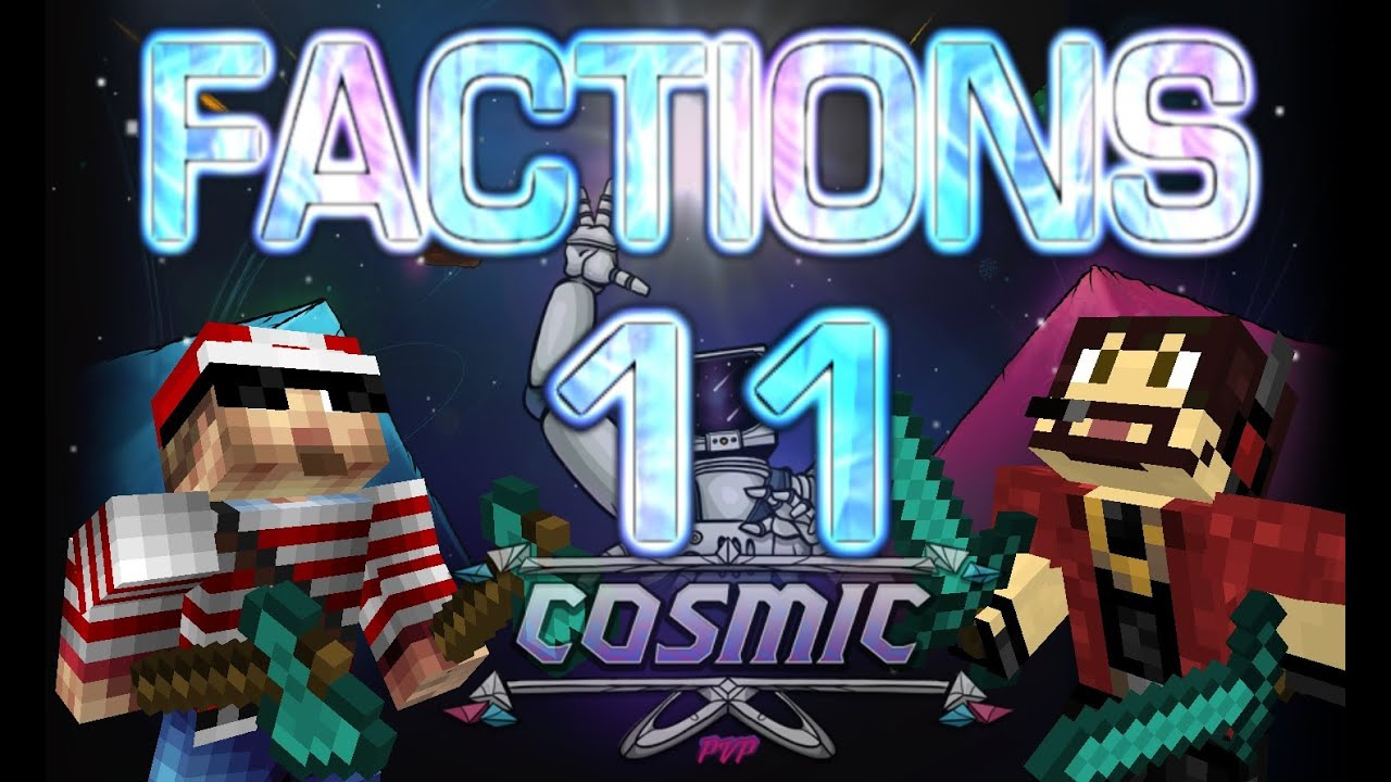 Time for REVENGE! (Minecraft Factions Roleplay /w ...