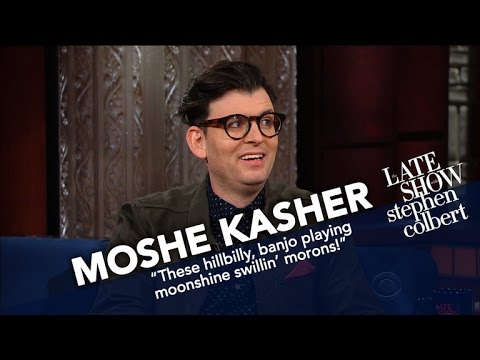 Thumbnail: Moshe Kasher Says Liberals Are The Biggest Name-Callers