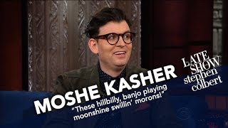 Moshe Kasher Says Liberals Are The Biggest Name-Callers