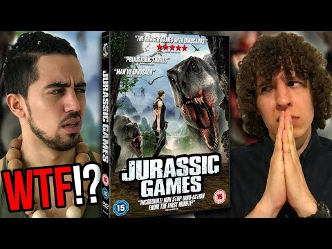 Jurassic Games - Wie Hunger Games, nur halt mit Dinosauriern.. Arya & Jay