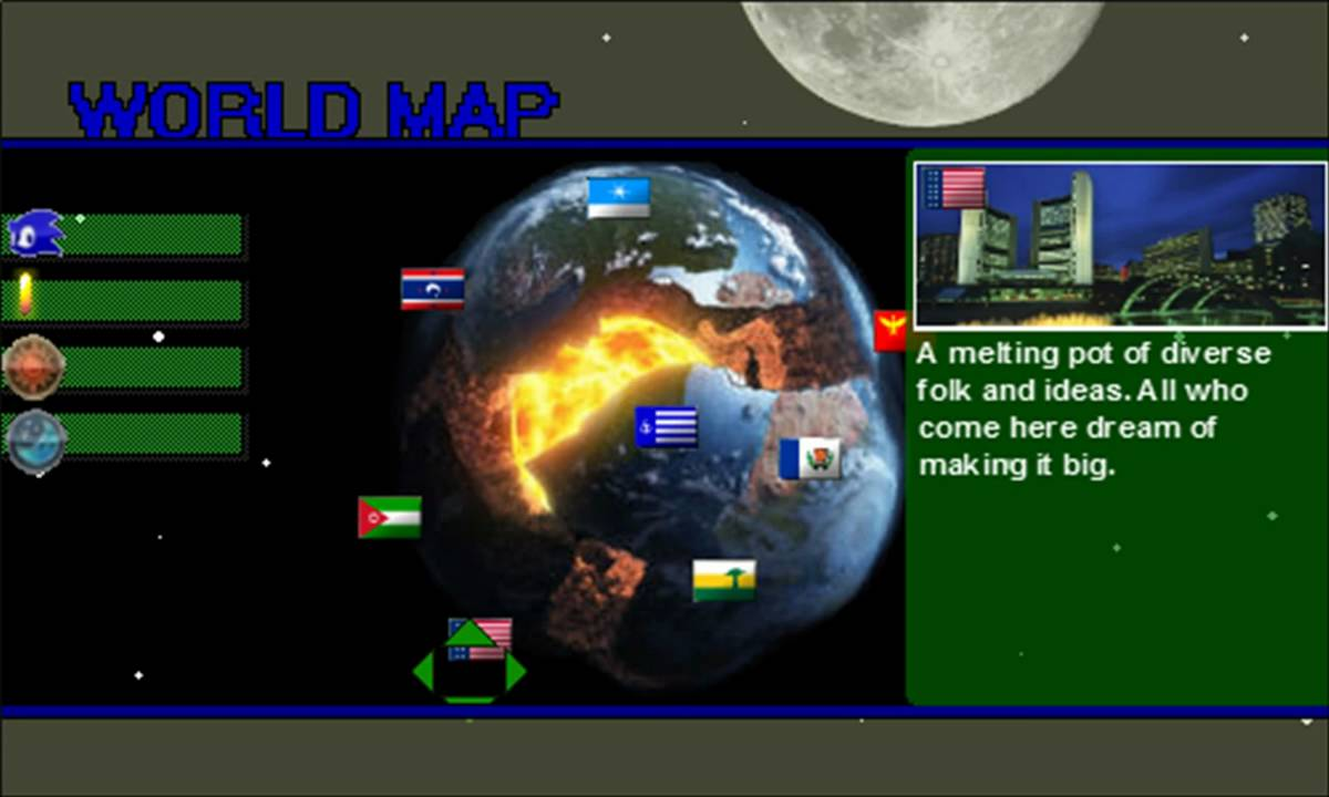Sonic world adventure fan game world map night hd youtube gumiabroncs Images