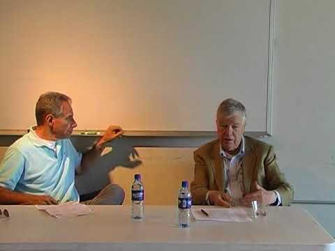 Henry N. Cobb & Eric Owen Moss in conversation (April 14, 2008)