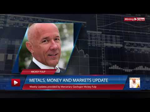 Metals, Mining & Markets Update for April 20, 2018