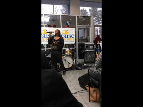 Praise 102.5/102.9 Atlanta Gospel Jazz Concert Feb 22, 2015