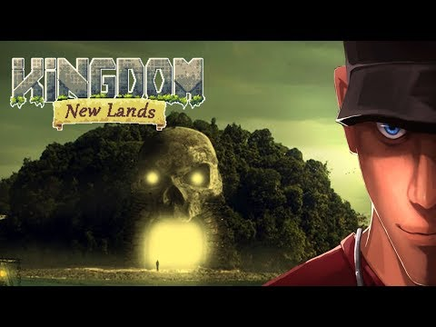 Kingdom New Lands SKULL ISLAND How did I unlocked that?   Let's play Kingdom New Lands Gameplay
