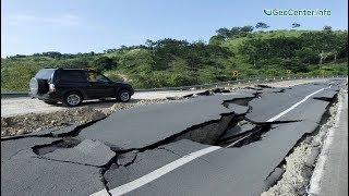 Калифорнию ожидает мощное землетрясение. Что произошло в мире.