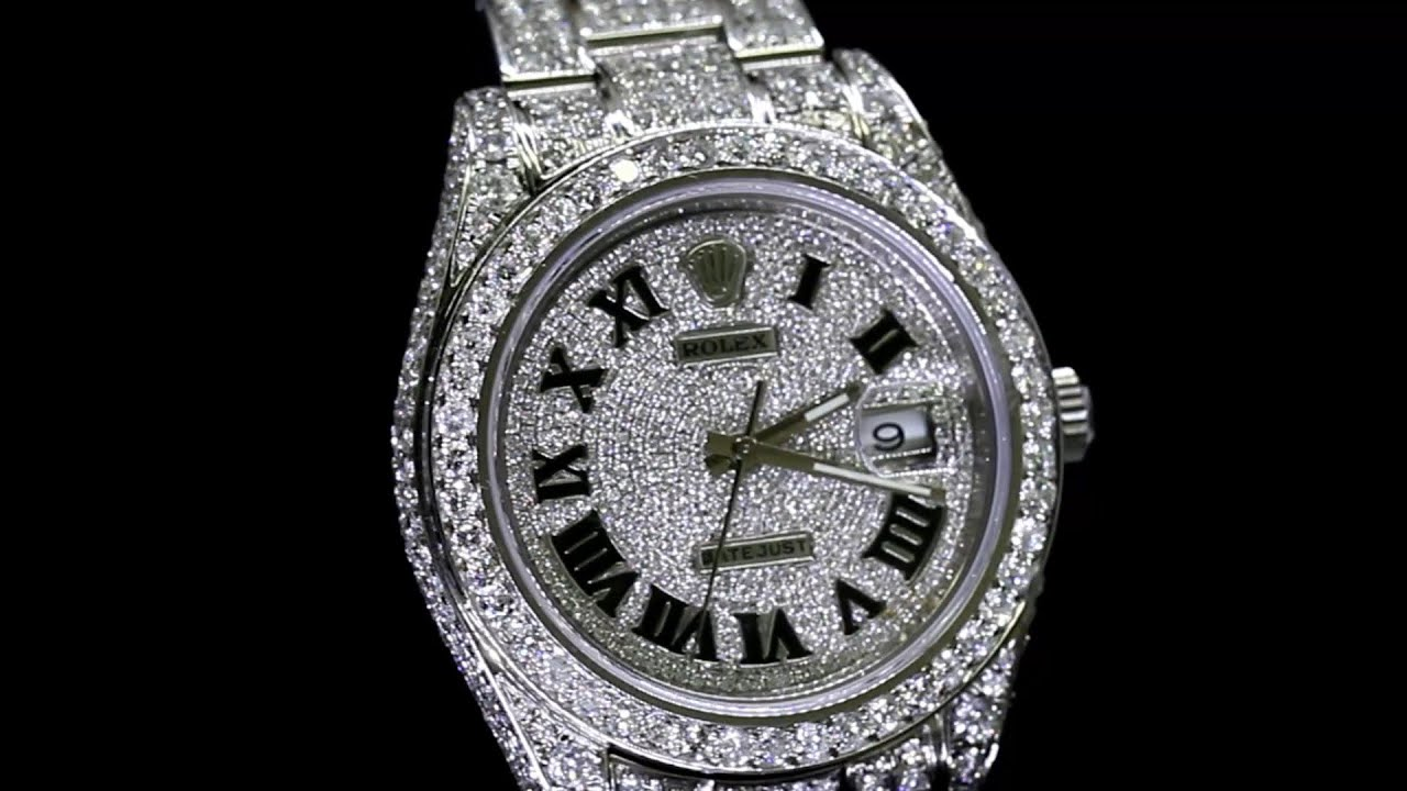 royal dial piguet audemars oak diamond watches diamonds watch full offshore