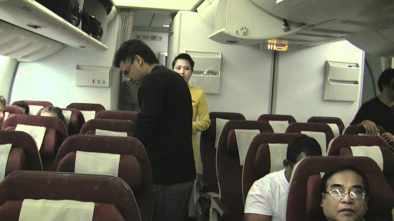 Jet Airways flight from Heathrow to Delhi International Airport ...