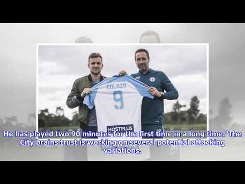 McCormack in doubt for Melbourne City's Adelaide clash