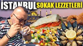 İstanbul'un En Sevilen Sokak Lezzetleri