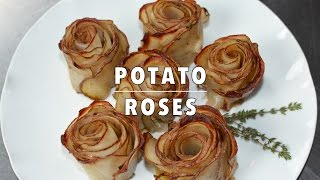 Every Spuds Coming Up Roses - Potato Roses!