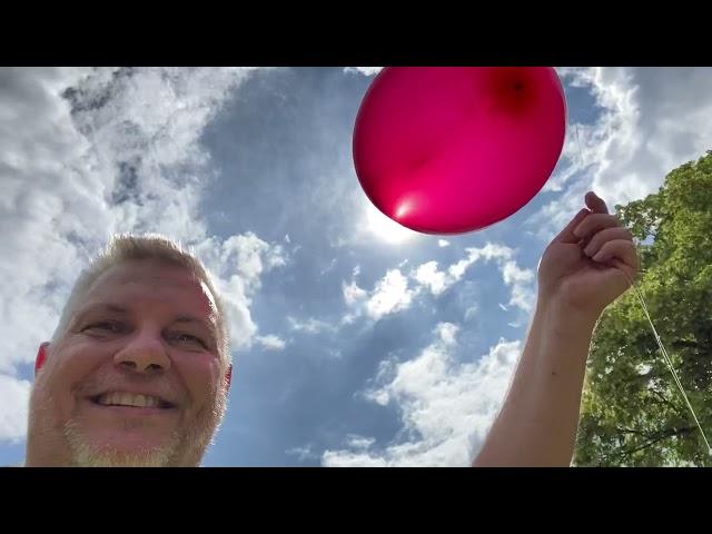 Ballons statt Mast - Wenn die Antenne in die Luft fliegt