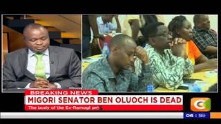 Power Breakfast: ODM is still the opposition- Anthony Oluoch