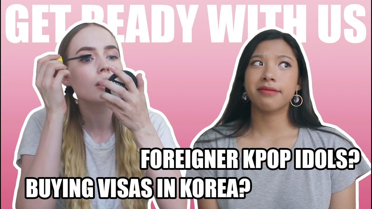 White Tanning Like Kpop Idols The K Pod Ep 75 Youtube