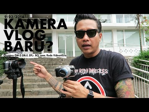 Gofar Hilman | Kamera Vlog Baru? 9/02/2016