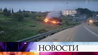 Из Сирии сообщают об отражении уже второй атаки израильских ВВС.