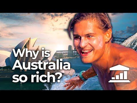 The KEY factors behind AUSTRALIA's 🇦🇺 economic MIRACLE 🚀 - VisualPolitik EN