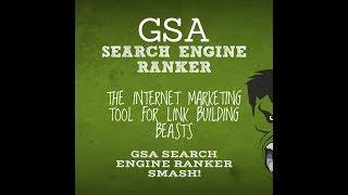 GSA Ranker Setup Guide | GSA Setup Tutorial
