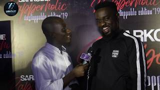 I Wont Lie, Its Been Long Since I Talked To Shatta Wale - Sarkodie Reveals