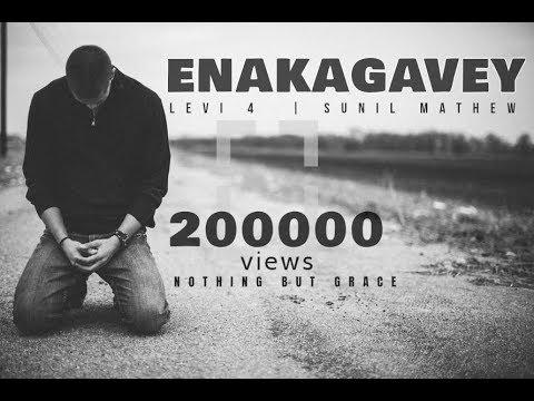 Enakagavey | Levi 4 | Ps.John Jebaraj | Lyrics Video (Cover) | Sunil Mathew