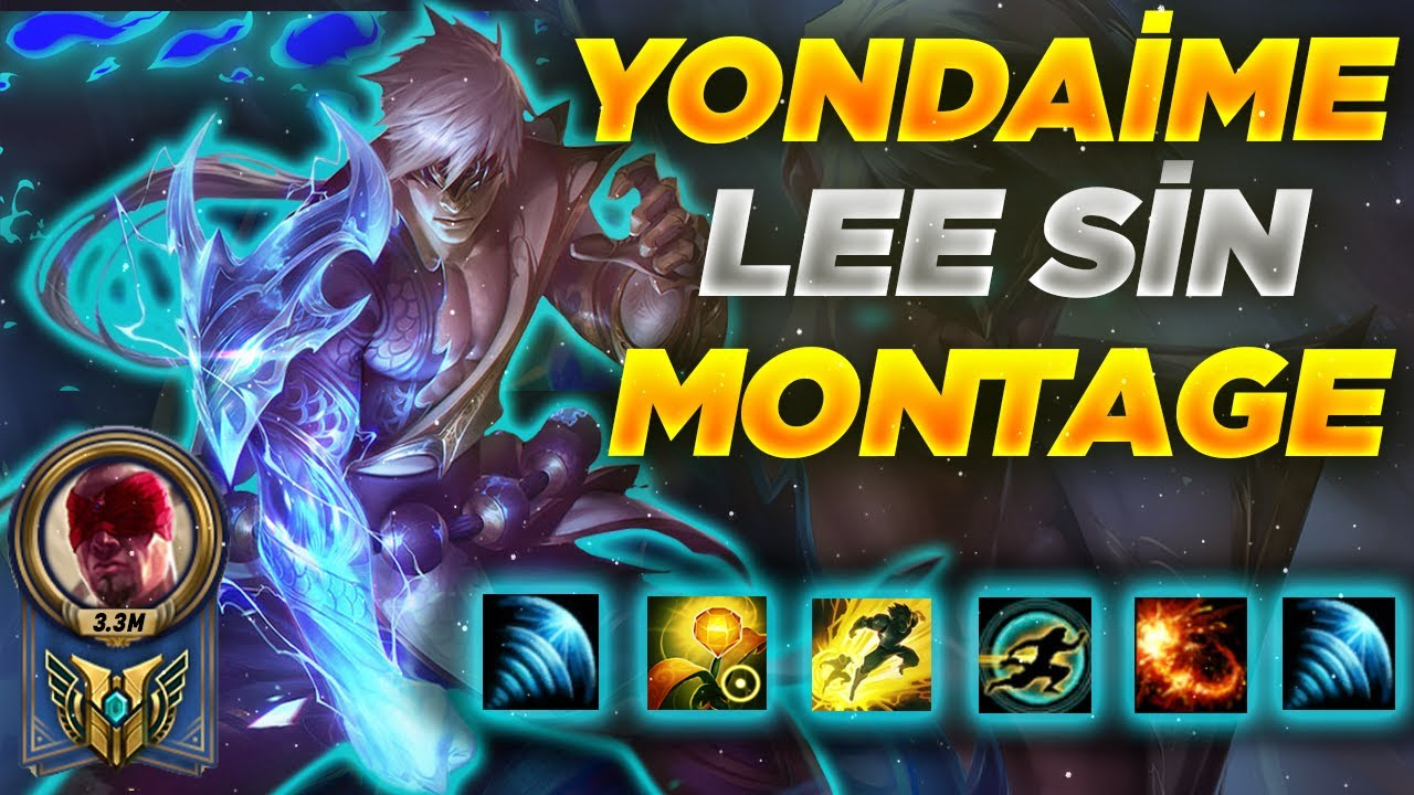 THE HARDEST LEE SIN COMBOS OF ALL TIME (IN ORDER) - League of Legends