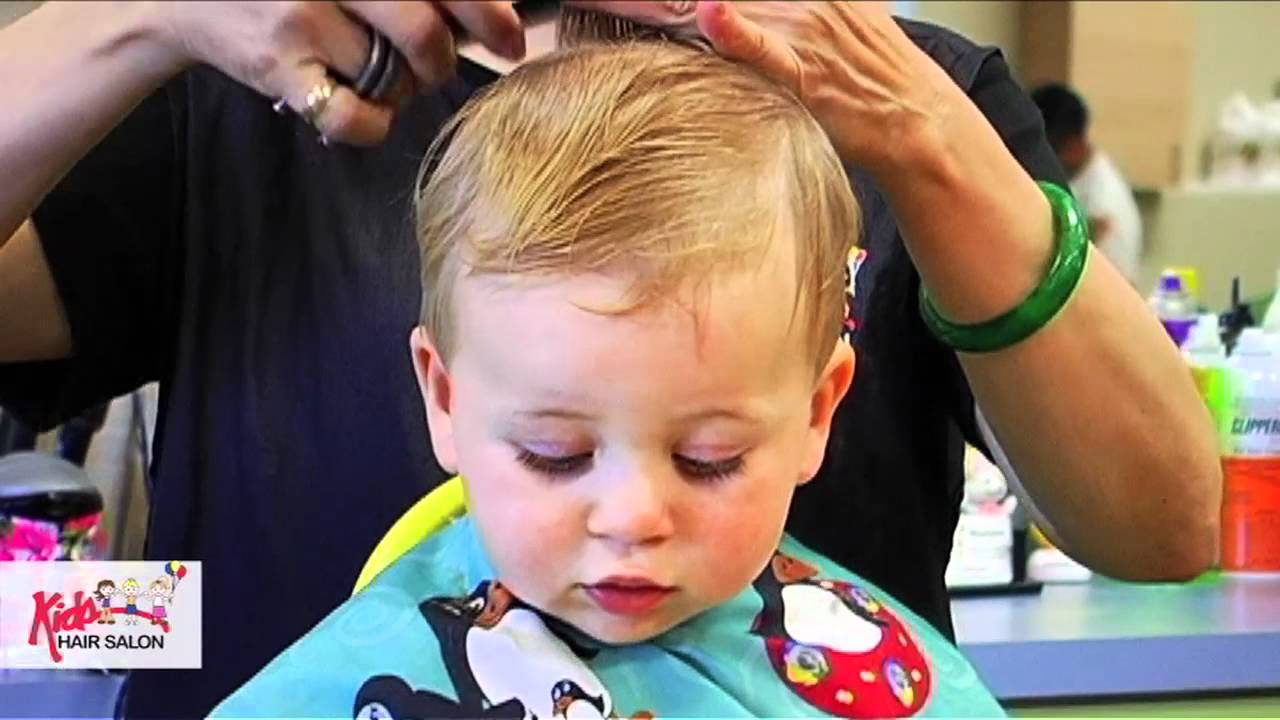 Kids Hair Salon Grossmont Center Youtube