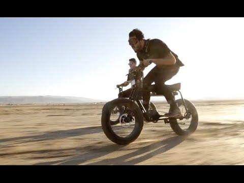 super una bici elctrica todoterreno que no necesita carnet youtube