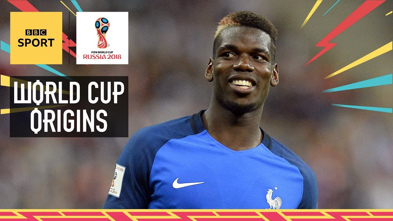 World Cup 2018: The Making Of France's Paul Pogba