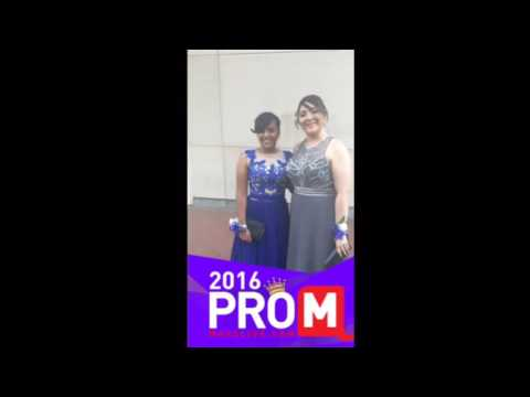 MassLive Snapchat goes to prom with High School of Commerce students