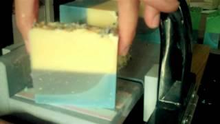 Lavender Lemon Handmade Soap