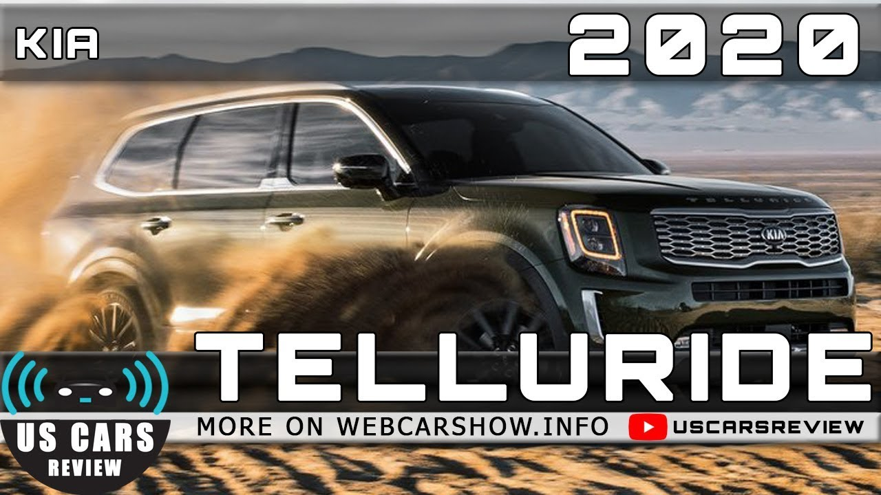 2020 Kia Telluride Review Release Date Specs Prices