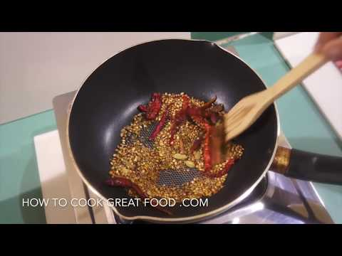 How To Make Curry Powder - Homemade Recipe