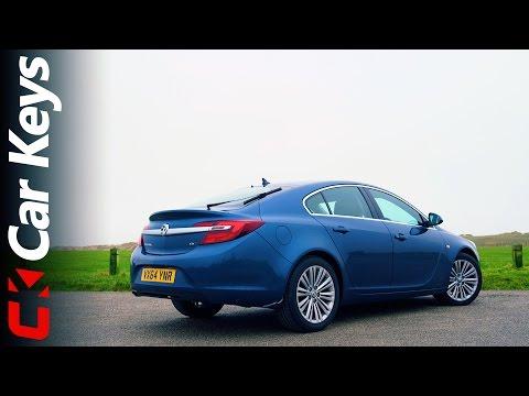 Vauxhall Insignia 2016 Review - Car Keys