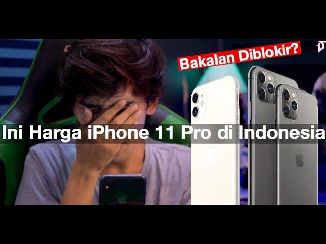 Estimasi Harga iPhone 11 Pro di Indonesia - by iTechlife