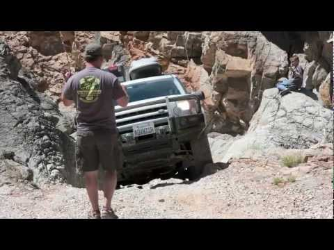 Part 1 of 2 - 2011 Death Valley Expedition - Northern California Land Rover Club