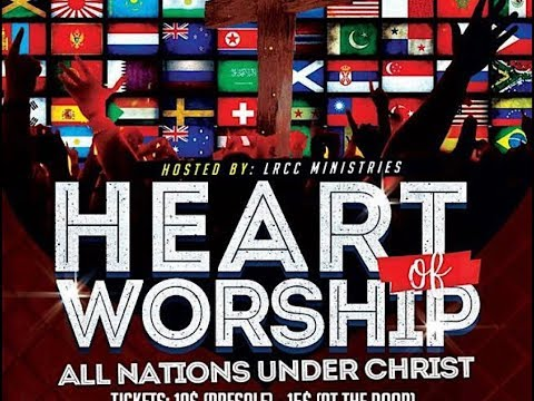 Heart of Worship 2018 - ALL NATIONS UNDER CHRIST (Promo)