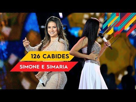 126 Cabides - Simone & Simaria - Villa Mix Goiânia   Ao Vivo