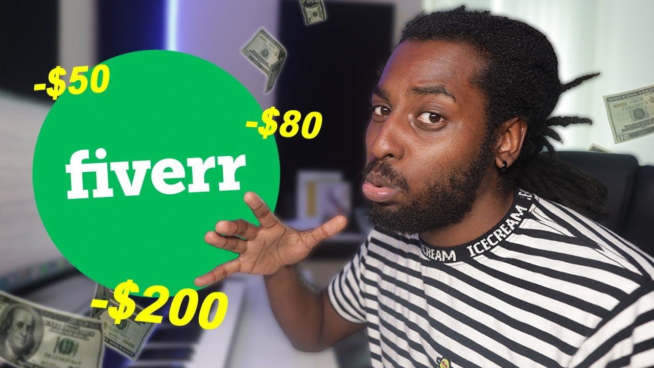 I Paid Rappers On Fiverr to Make a Song Using My Beat