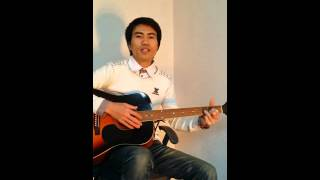 Ngày tết quê em guitar