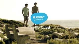 Hi-Tec: 2015 Rio Collection - My Shoe. Rio Quest.