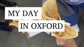 Один день ученика Оксфорда / дом моей host family, Kaplan International
